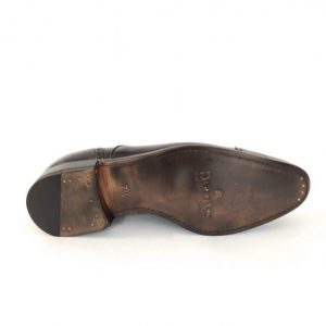 0195 Black Leather Sole