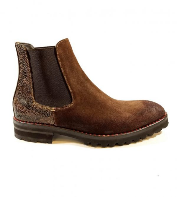 0077 Ankle Boot Handmade in Italy