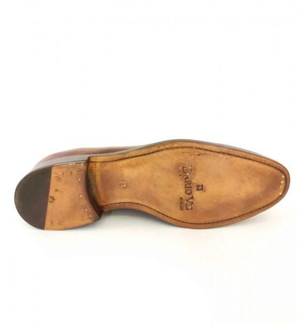 Adesso Handcrafted Shoes, Leather Sole