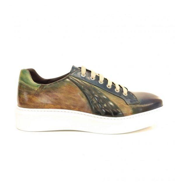 Chelsea Sneakers Handmade in Italy