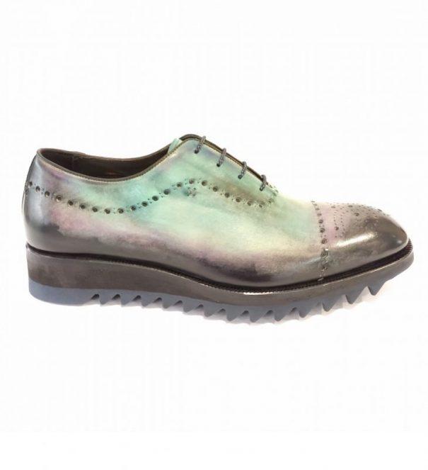 Evoluzione-Sneakers Handmade in Italy