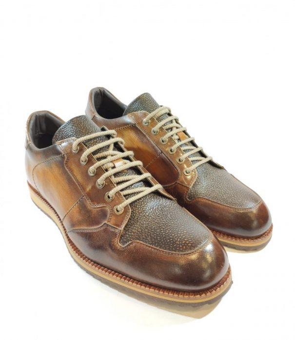 Pelè Sneakers Handcrafted Color