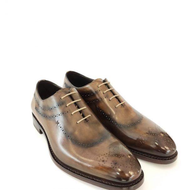 Trionfo Oxford-Brown Color